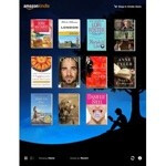 Amazon launches Kindle ebook borrowing from libraries