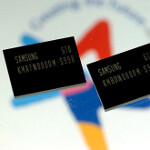 Samsung launches a massive $10 billion memory chips production line, while Apple is sailing away