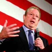 Al Gore of global warming fame says