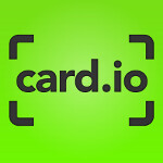 Card.io makes paying by credit card a snap-of the shutter, that is