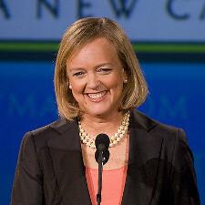 Meg Whitman succeeds Leo Apotheker as CEO of HP