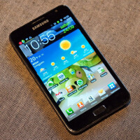 Samsung Galaxy Note sample pictures and video out, to arrive in Italy by the end of October