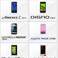 Only in Japan: KDDI adds 8 new phones, 13MP cameras, Bluetooth 4.0, waterproof bodies, flip phone Androids among them