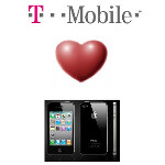 T-Mobile says it would love to offer the Apple iPhone
