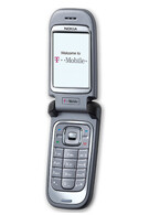 Nokia 6263 now with T-Mobile USA