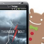 Gingerbread now available for HTC ThunderBolt