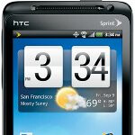 HTC EVO Design 4G press photo revealed