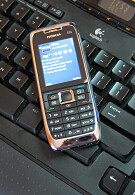 Hands-on with Nokia E51