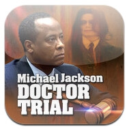 Michael Jackson doctor trial app shoots up to #1 on iTunes, also available for Android