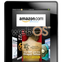Amazon closing in on the acquisition of webOS from HP, sources claim
