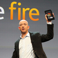Kindle Fire unveiling event makes you wonder whether Bezos is the new Steve Jobs
