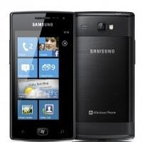 Samsung Omnia W gets a quick video tour