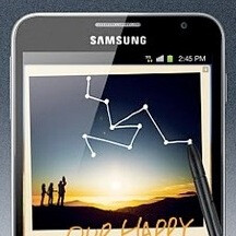 Samsung GALAXY Note coming to Europe in October, Korean launch set for next month