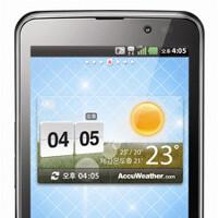 LG's Optimus LTE monster phone goes official: 4.5