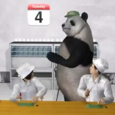 NMA strikes again with weird iPhone 5 video featuring sadistic pandas