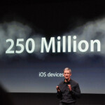 Apple announces impressive iOS sales numbers