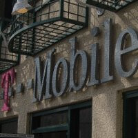T-Mobile sits quietly out of the picture during Apple's event