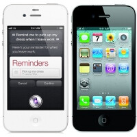 Apple iPhone 4S vs Apple iPhone 4: spot the differences