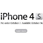 Verizon will be taking iPhone 4S pre-orders starting tomorrow
