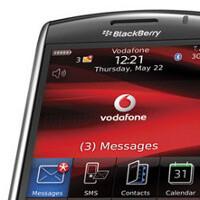 RIM stock rebounds on Vodafone acquisition rumors