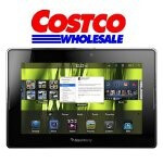 Costco shaves a little bit more off the BlackBerry PlayBook - priced at $274.99