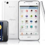 Pantech Vega is shaping out to be a high-end Android offering with LTE and a 4.5