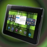 BlackBerry PlayBook software update carries mostly security and performance enhancements