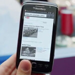 New commercial for the BlackBerry Torch 9850/60 hits YouTube