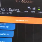 Samsung Galaxy S II arrives at T-Mobile, ready for launch; phone scores 3,711 on Quadrant test