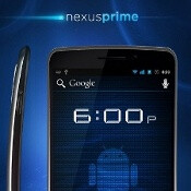 Samsung Nexus Prime mockup appears, looks realistic