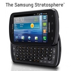 Samsung Stratosphere, Verizon's first QWERTY LTE phone, coming October 13th