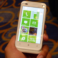 HTC Radar 4G Hands-on