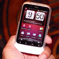 HTC Wildfire S for Virgin Mobile Hands-on