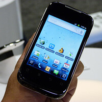 Huawei Ascend II Hands-on