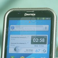 Pantech Pocket hands-on