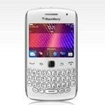 Coming soon to Orange UK is the BlackBerry Curve 9360 in white