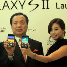 Samsung Galaxy S and S II sales top 30 million