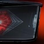 Image of Motorola DROID RAZR leaks on teaser site