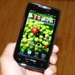 Motorola DROID RAZR hands-on