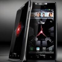 Motorola DROID RAZR, DROID BIONIC, Galaxy S II and iPhone 4S spec smackdown