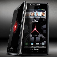 How much of a RAZR is the Motorola DROID RAZR