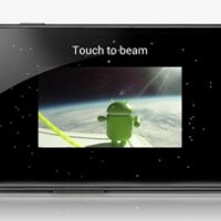 Android Beam brings touch to share on NFC-enabled Androids