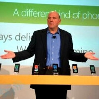 Steve Ballmer confirms that Nokia Windows Phones are on tap for next week, says Android is for geeks