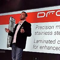 Watch the full Motorola DROID RAZR announcement, thinnest LTE phone yet