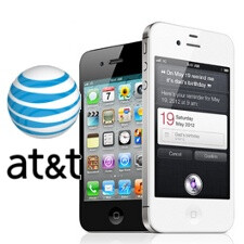 AT&T has activated a record 1 million iPhone 4S handsets