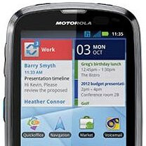 Motorola Admiral hitting Sprint on October 23