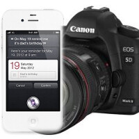 1080p video from the iPhone 4S compared to a Canon 5D Mark II digital SLR side-by-side