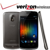 Verizon announces the Samsung GALAXY Nexus