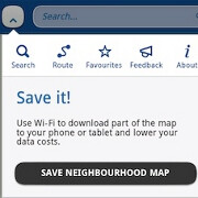 Nokia Maps now offers offline capabilities and public transport routes for Android and iOS users