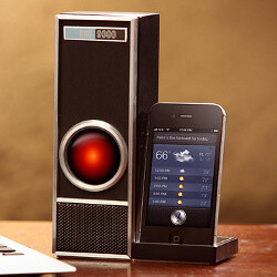 Iris 9000 makes Space Odyssey look eerily real